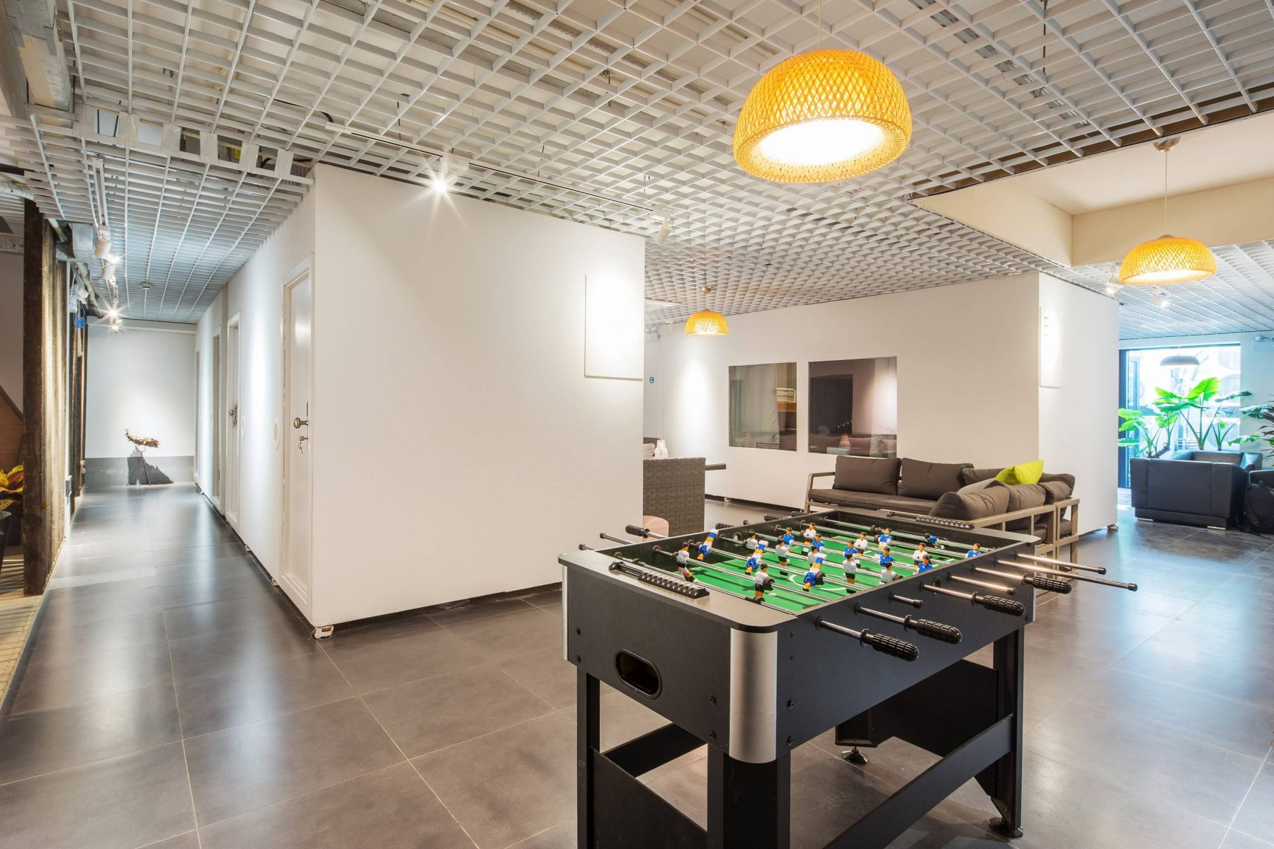 cool break rooms in chicago
